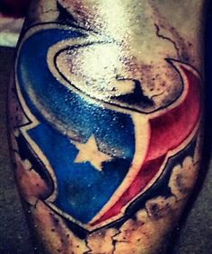 1000 images about houston texans tattoos on pinterest for Houston texans tattoo
