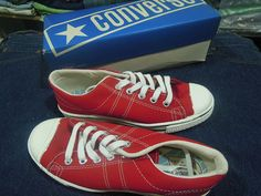 Converse Deadstock Made in USA