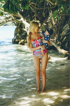 Frenchman's Cove - Barefoot Blonde by Amber Fillerup Clark Modest Swimsuits, Cute Swimsuits, Amber Fillerup Clark, Barefoot Blonde, Dressing, Love You Baby, Love And Marriage, Modest Fashion, Bikinis
