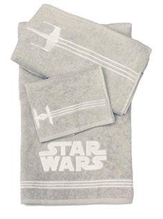 Star Wars Classic 3 Piece Cotton Bath Towel Set Star Wars