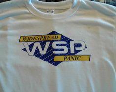 5d7dcb477 Widespread Panic Shirt-Space Wrangler Lot Shirt-Adult Uni T Shirt Sizes S M  L XL XXL-Indigo Blue T Shirt