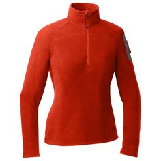 Eddie Bauer First Ascent Cloud Layer® Fleece Eddie Bauer, Layers, Turtle Neck, Cloud, Zip, Sweaters, How To Wear, Jackets, Clothes
