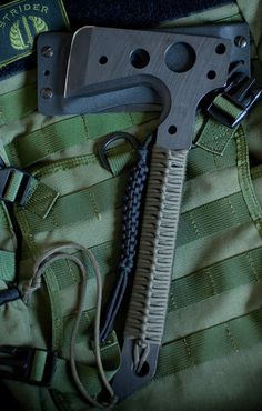 Strider Tactical Axe //   call of duty time.