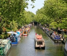 Exploring London's hidden waterways - Go to Venice or Amsterdam, and you can hardly cross a street without tumbling into a canal. In London, you have to dig deeper.    You're looking for the Regent's Canal, which stretches from chichi Maida Vale to …