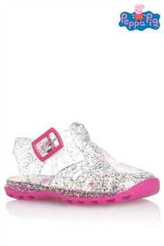 Buy Pink Peppa Pig™ Jelly Shoes (Younger Girls) from the Next UK online shoes  @Next #next #nextluckyminute #NLM #win #wish #wishlist #wishboard #virtualshopping #love #girls #family #daughters #man #woman #highstreet #shopping #500 #lucky #ifOnly  JELLY SHOES!!!  PEPPA PIG!!!  #GIRLSwouldLOVE