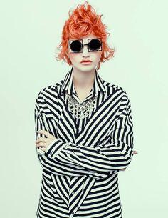 Fashion Shift Magazine Photographed by Yuji Watanabe, styled by Naoko Soeya - Paris, France