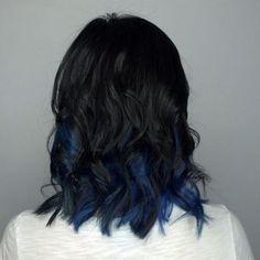Sapphire Blue Hair201