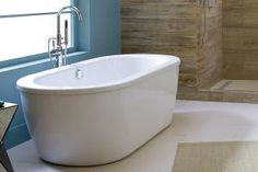 Half the battle in bathroom design is knowing what you need and what you have to work with. What are your design needs? #bathroomremodeling