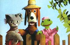 children's tv shows uk hectors house 1970s Childhood, Childhood Days, Tv Vintage, Vintage Kids, Kids Tv, Kids Shows, Animation, Illustrations, The Good Old Days