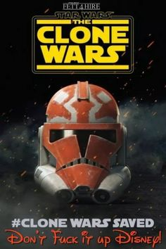 After sitting on the edge of their seats since Dave Filoni's 2018 Comic-Con announcement that Star Wars: The Clone Wars would return for a seventh and final season, its Disney+ release date has been revealed! Star Wars Clone Wars, Star Wars Rebels, Star Wars Art, Star Trek, Sith, Clone Trooper Helmet, Star Wars Timeline, The Awkward Yeti, Ultimate Star Wars