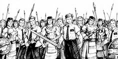 Stunning 'Stripling Warriors' Artwork For Sale on Fine Art Prints Missionary Farewell, Missionary Mom, Sister Missionaries, Missionary Quotes, Lds Mormon, Book Of Mormon, Mormon Stories, Stripling Warriors, Lds Church