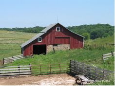 Jackson County Barns 1 - Barns of Jackson County Iowa