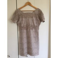 Never worn Free People dress Super cute mini dress! Boxy neckline, right body and low back. Free People Dresses Mini