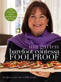 Her recipes are not that healthy but there is something about her TV show that I really like, so she is one of my favorite cooks. Barefoot Contessa - Cookbooks & e-books