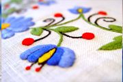 Haft Kaszubski - traditional Polish embroidery