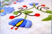 Haft Kaszubski - traditional Polish embroidery
