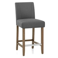 Small Swivel Chairs For Living Room Round Back Dining Chairs, Small Swivel Chair, Wooden Stools, Bar Areas, Seat Pads, Grey Fabric, Foot Rest, Living Room Chairs, Polished Chrome