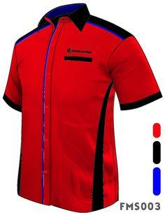 Baju Korporat Please Call 602 5269 Corporate Shirts, Corporate Uniforms, Spy Outfit, Uniform Shop, Uniform Design, Whatsapp Messenger, Business Dresses, White Shirts, Types Of Shirts