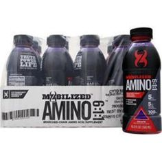 Buy 1-2-3-4 or More & Save More!  Buy 1-2-3-4 or more CYTOSPORT Monster Amino 6:1:1 RTD 12 bttls save more #Cytosport