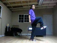 House Dance Tutorial - Skate