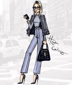 Style in the City by Hayden Williams
