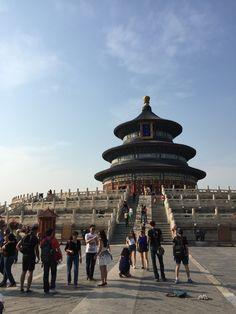 天坛 Temple of Heaven in 北京市, 北京市