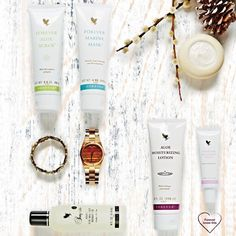 Party time... products to help revitalise your skin in time for Christmas festivities... For more information, please message me or visit www.aloe-health.me.uk We all want to look our best during the party season and the secret to a rosy, glowing, party-ready complexion is good quality skincare. Cleanse, moisturise, exfoliate and revitalise your skin with these super-nourishing must-have products #ForeverXmas