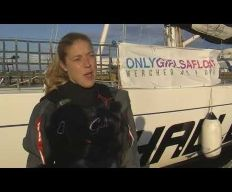 ONLY GIRLS AFLOAT IN SOUTH WALES - VIDEO