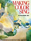 Wonderful for water color artists who want to learn how to use color.  It is my water color bible.  Plus Jeanne Dobie is a wonderful artist.