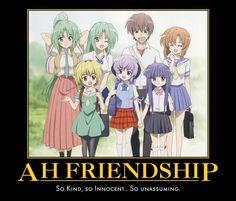 Such a heartwarming anime...