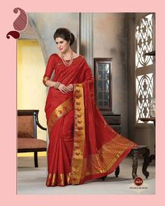 """""""Onam special"""" Pls call/whatsapp +919600639563. Code: ons orngld Price: 2250/- Material: Silk cotton sarees For booking and further details pls call or whatsapp us at +919600639563. Happy shopping y'all :) Be Beautiful :)"""