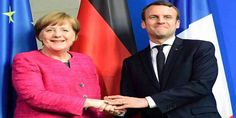 "Top News: ""EUROPE POLITICS: Merkel, Macron Pledge to Lead EU Forward Post-Brexit"" - https://i2.wp.com/politicoscope.com/wp-content/uploads/2017/09/Emmanuel-Macron-and-German-Chancellor-Angela-Merkel-France.jpg?fit=1000%2C500 - ""Last night's discussions showed there's a common realisation of a need for a leap forward in Europe,"" French President Emmanuel Macron told reporters on Friday after an EU summit dinner that stretched beyond midnight in the Estonian capital Tal"