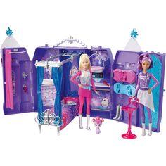 Игровой набор «Космический замок», Barbie | Barbie.Ru | Барби в России