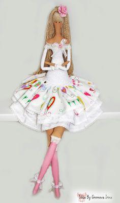 Куклы в стиле Тильда Громовой Ирины!!! Куколки, созданные своими руками!!! В них много любви , души и теплоты!!!