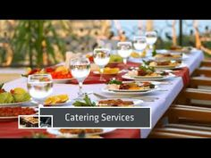 Search catering buffet supplies online at one click on http://www.catering.info/. We have listed many caterers from different parts of the world to provide you best  catering service.