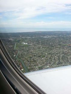 Miami Miami City, Airplane View, Heaven, World, Places, Sky, Heavens, The World, Paradise