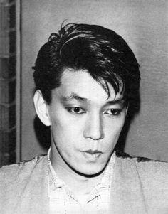 Ryuichi Sakamoto 1983.