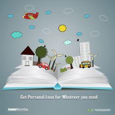 Get #Personal #Loan for whatever you need  To apply personal loan in Mumbai, Thane & Navi Mumbai Dial +91 7303022000  #PersonalLoan #ApplyPersonalLoan #GetPersonalLoan