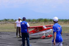 Avion R/C Bellanca Decathlon Fly Inn Club Hornet
