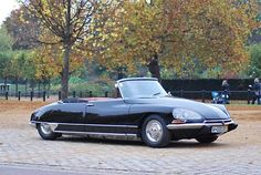 1971 Citroen DS21 Decapotable. The most beautiful goddess of them all.