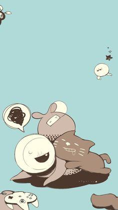 最俺 Beautiful Cats, Art Girl, Snoopy, Cool Stuff, Wallpaper, Illustration, Artist, Cute, Anime