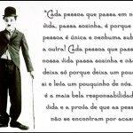 Mensagens e frases de Charles Chaplin para facebook