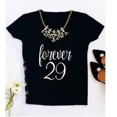 Ready To Ship Thirty T Shirt S 2XL Womens Apparel Birthday 30th Dirty Tank