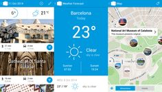 Planning a trip to Barcelona? Don't miss the best sights with Tripomatic for Android! In the latest version of our app, we are bringing you tons of new features, including time estimates, routing and weather forecast. Tripomatic is the best way to explore places you have never visited before. Get the app here https://play.google.com/store/apps/details?id=com.tripomatic or visit http://www.tripomatic.com.