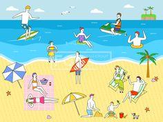 SILL229, 프리진, 일러스트, 생활, 여행, 라이프스타일, 라이프, 벡터, 에프지아이, 사람, 남자, 여자, 단체, 캐릭터, 서있는, 라인, 심플, 패턴, 무늬, 문양, 여름, 전신, 앉아있는, 바다, 해변, 모래, 파라솔, 수영복, 비키니, 가방, 튜브, 보트, 배, 교통, 서핑, 서핑보드, 보드, 상반신, 의자, 음료, 커피, 삽, 모래성, 양동이, 강아지, 반려동물, 애완동물, 동물, 불가사리, 조개, 열대, 열대지방, 야자수, 나무, 식물, 구름, 새, 갈매기, 섬, 바캉스, 휴가, 어린이, 소년, 하늘, 누워있는, 돗자리, illust, illustration #유토이미지 #프리진 #utoimage #freegine 19992361