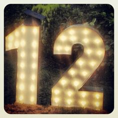 """24"""" Letter Vintage Marquee Hollywood Sign Letters Metal Wood...        A B C D E F G H I J K L M N O P Q R S T U V W X Y Z. $129.00, via Etsy."""