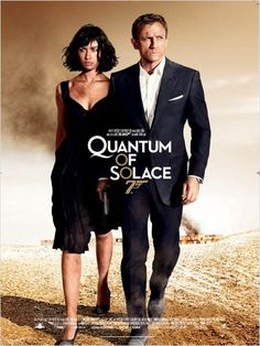 Quantum of Solace (2008) - Marc Forster - Daniel Craig, Mathieu Amalric