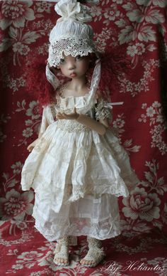 Les poupées d'heliantas