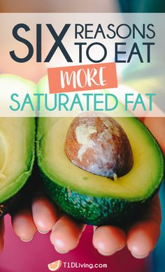 Pinterest Saturated Fat Benefits