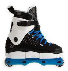 Razors Dre Powell 2 #rollerblade #rollerblading #inline #skate #aggressiveinline